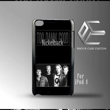 NICKELBACK BAND case for iPhone, iPod, Samsung Galaxy