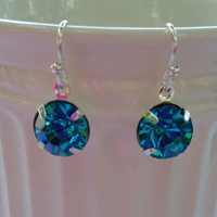 Decorative Drop Earrings