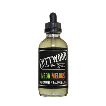 Cuttwood - Mega Melons 120mL SPECIAL