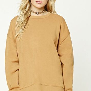 Contemporary Fleece Sweatshirt