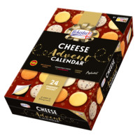 Cheese Advent Calendar - So Wrong It's Nom