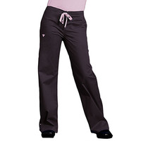 Med Couture Women's Drawstring Solid Scrub Pant | allheart.com