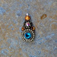 TEAL GYPSY Bindi