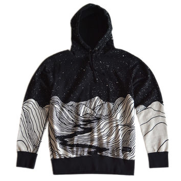 Valley Pullover - Black