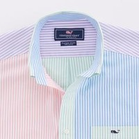 Bengal Stripe Party Tucker Shirt