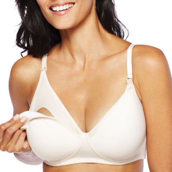 Spencer Microfiber Wirefree Padded Nursing Bra