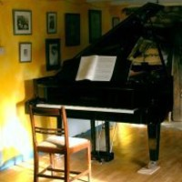 Estonia Grand Piano Full Size 9ft Concert Grand -
