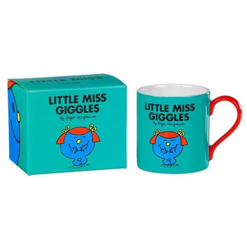 little Miss Giggles Mug From Wild and Wolf
