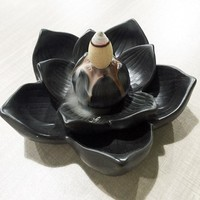 Lotus Petals Incense Burner