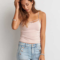 AEO FIRST ESSENTIALS SOFT & SEXY STRAPPY TANK