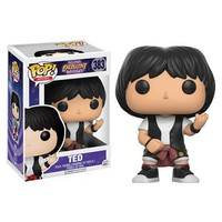 Bill & Ted's Excellent Adventure Ted Pop! Vinyl Figure