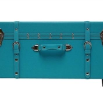 The Sorority College Dorm Trunk - Aqua