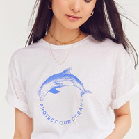 Future State Dolphin Days Tee | Urban Outfitters
