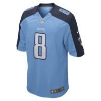 Nike NFL Tennessee Titans (Marcus Mariota) Kids' Football Home Game Jersey
