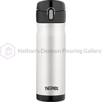 Thermos Elite Vacumm Insulated Commuter Bottle - 16oz - Stainless Steel