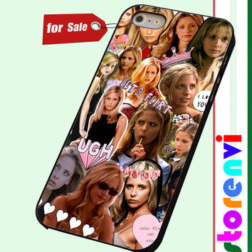 Buffy Collage custom case for smartphone case