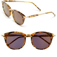 Women's Wildfox 'Sunset' 50mm Retro Sunglasses