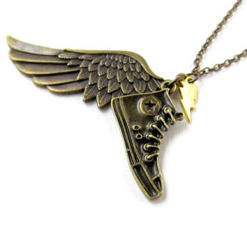 Percy Jackson & The Olympians Inspired Necklace