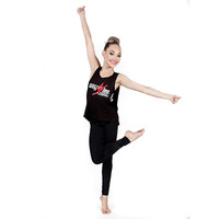 Black Tank Top w/ Sliced Back | ALDC