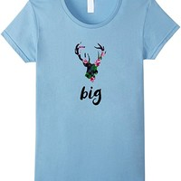 Big Little Sorority Matching T Shirt