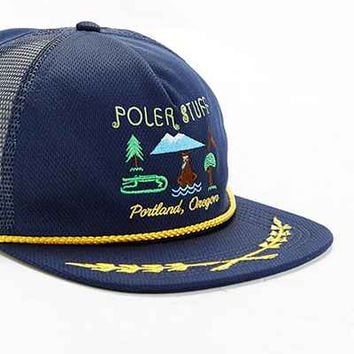 Poler Tourist Trap Mesh Trucker Hat - Urban Outfitters