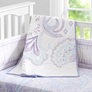 Mallory Butterfly Nursery Bedding | from Pottery Barn Kids