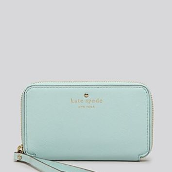 kate spade new york iPhone 5 Wristlet - Cherry Lane Louie | Bloomingdale's
