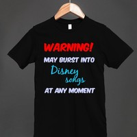 Warning! Disnerd Black