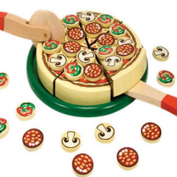 Pizza for Pretend Play