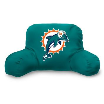 Miami Dolphins NFL Bedrest Pillow