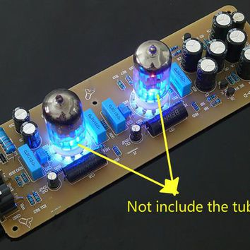 Aiyima Vacuum Tube Amplifier Buffer Amplifers Gold Board For 6N11 Bile Buffer Music Fax DIY