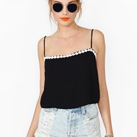 Daisy Chain Crop Tank