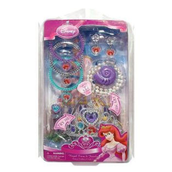 The Little Mermaid Light Up Tiara Set
