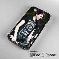 Michael Clifford iPhone 4S 5S 5C 6 6Plus, iPod 4 5, LG G2 G3, Sony Z2 Case