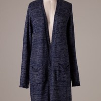 Stella Sweater Cardigan (Navy) from The Wild Orchid