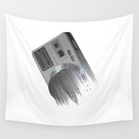 Camera Wall Tapestry by Berwies