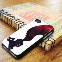 Red Cat Galaxy iPhone 5 | iPhone 5S Case