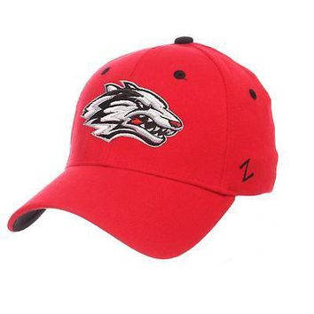 Licensed New Mexico Lobos Official NCAA ZHS Small Hat Cap by Zephyr 582992 KO_19_1