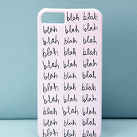 ban.do Blah Phone Case