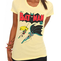 DC Comics Batman Issue 1 Girls T-Shirt | Hot Topic