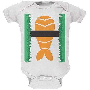 Halloween Sushi Costume 1 Baby One Piece