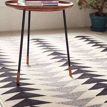 Modern Triangles Indoor/Outdoor Rug