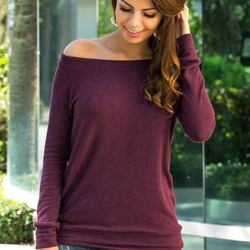 Most Requested Burgundy Off Shoulder Top Shop Simply Me Boutique Shop SMB – Simply Me Boutique