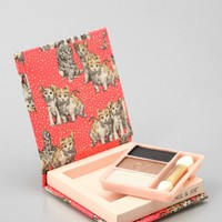 PAUL & JOE Limited Edition Eye Color Trio Compact - Urban Outfitters