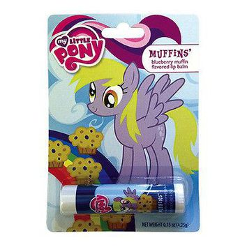 My Little Pony Muffins Blueberry Muffin Lip Balm