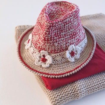 Crochet Baby Boy Sun Hat Cotton Toddler from milazshop on Etsy d3dccd64b492