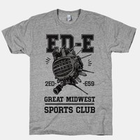 ED-E Great Midwest Sports Club