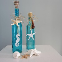 Beach Decor Decorative Bottles - Na.. on Luulla
