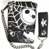 ROCKWORLDEAST - Nightmare Before Christmas, Wallet, Crossed Arm Jack