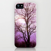 Winter Sky iPhone & iPod Case by Suzanne Kurilla
